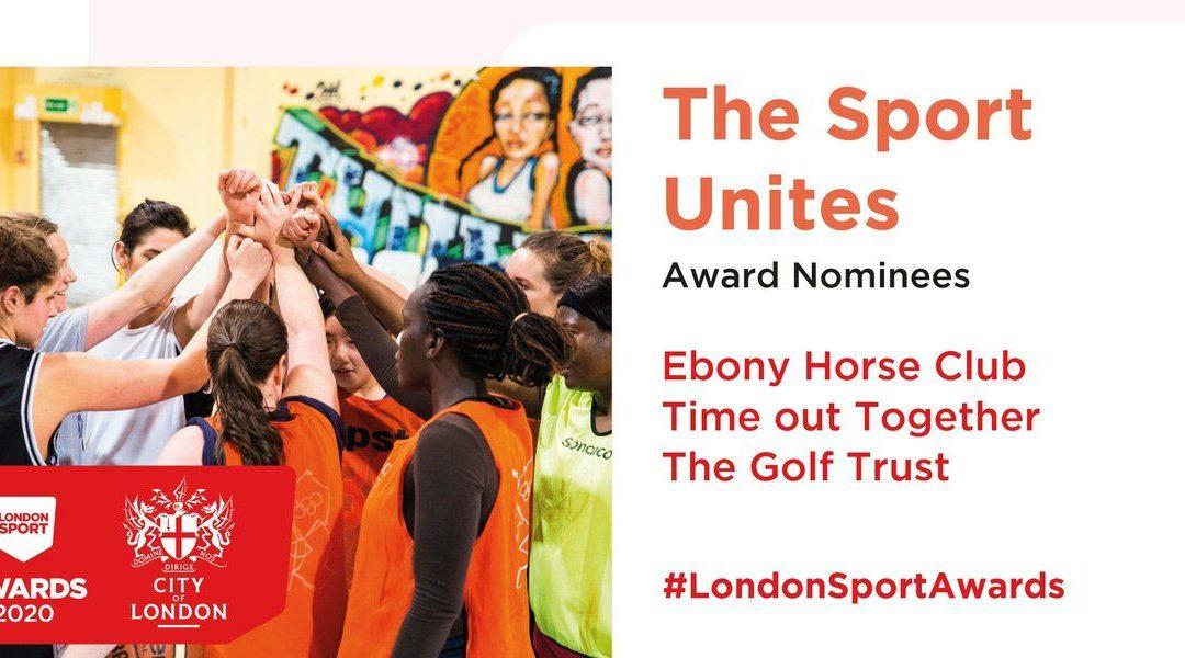 Ebony nominated for two Awards